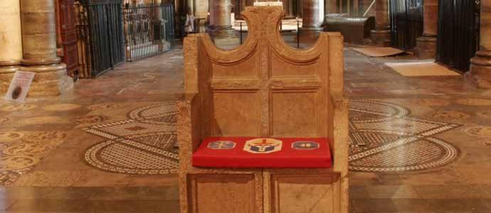 St Augustine's Chair