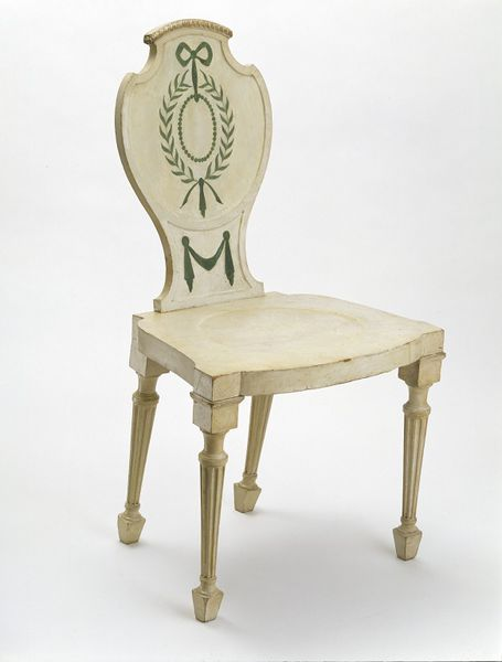 Garrick Hall Chair by Chippendale