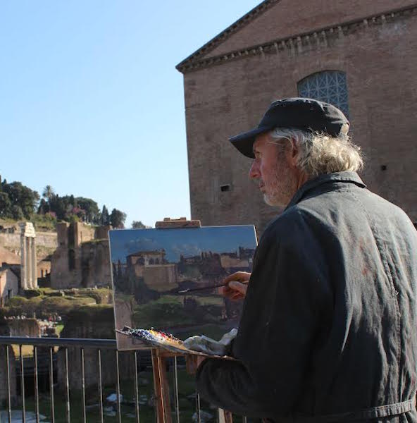 David Henderson – An Artists Eye in Rome, Florence & Venice