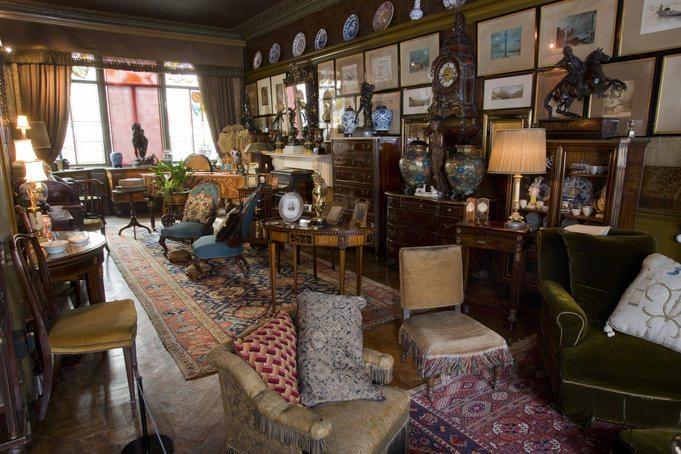 Stafford Terrace London