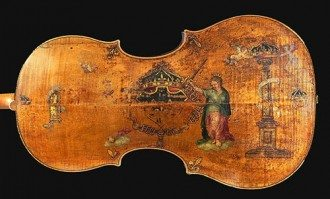 Stunning Amati King Cello
