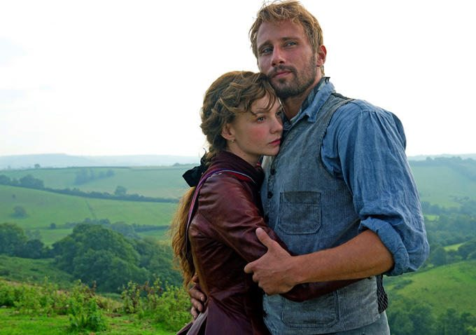 Far from the madding crowd story