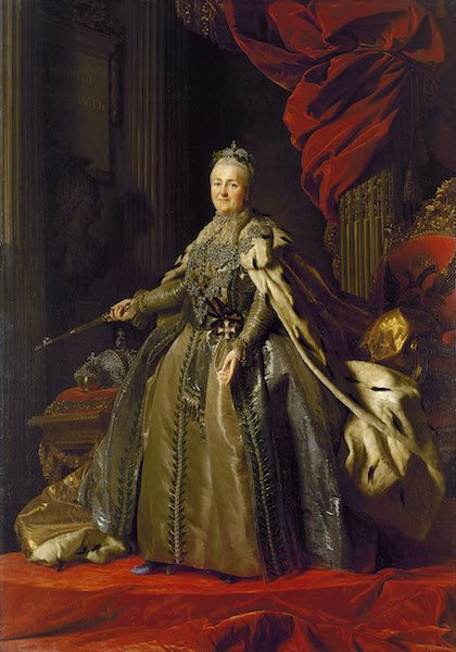 Legacy of Catherine the Great, Russian Masterpieces at NGV 3