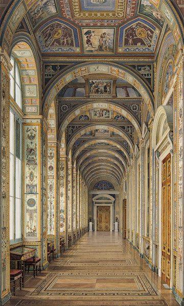 Loggia Vatican painting