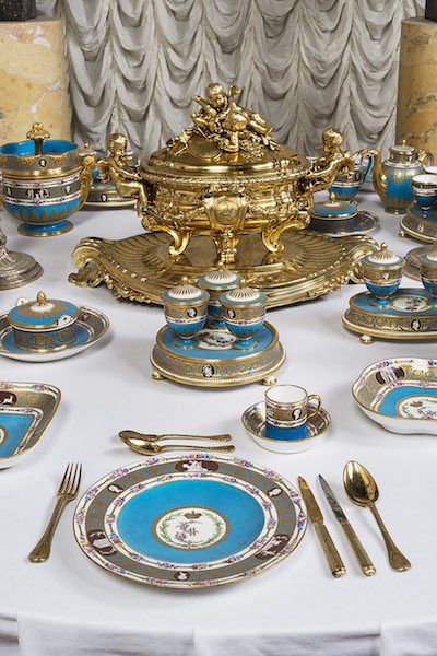 Sevres Service Catherine the Great