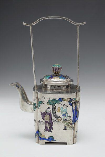 Teapot Catherine the Great