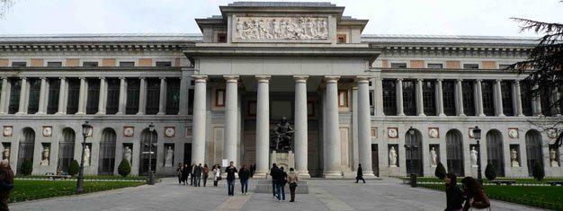 Prado in Madrid