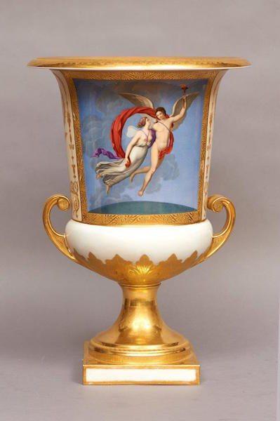 Spectacular Vase Roche