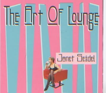 The Art of Lounge Volume One cover