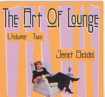 The Art of Lounge Volume Two cover