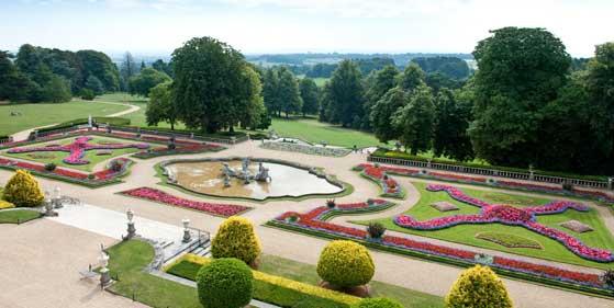 Gardens Waddesdon