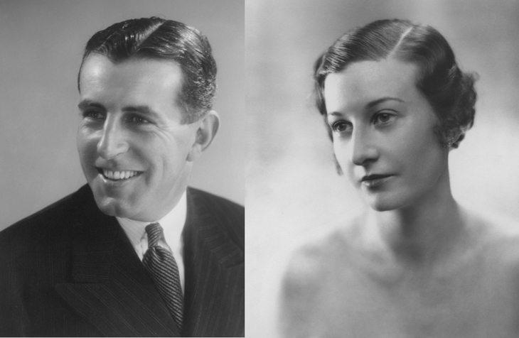 Bill & Ursula Carrick Hill
