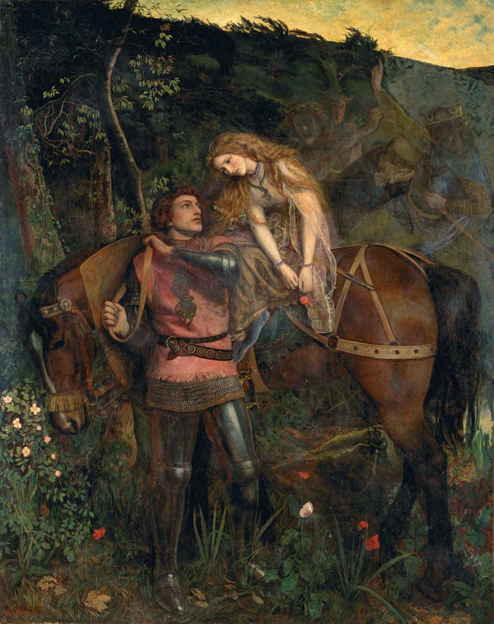 Medieval Moderns: The Pre-Raphaelite Brotherhood at NGV, 2015