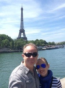 Paris: City of Light and Love – Part 2, Jo Bayley On Tour