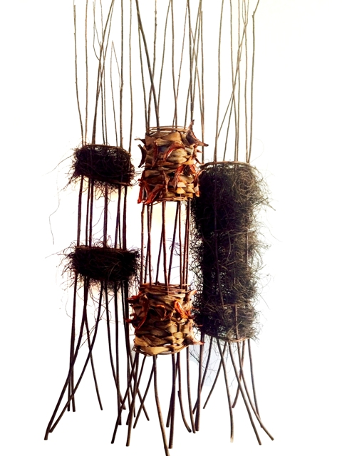 Catriona Pollard: Love, Honour, Cherish – Sculptural Weaving