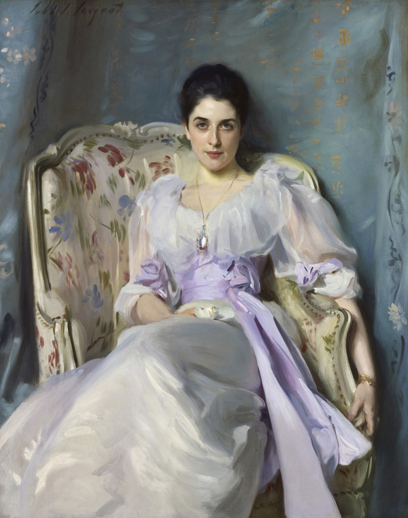 Lady of Lochnaw Sargent