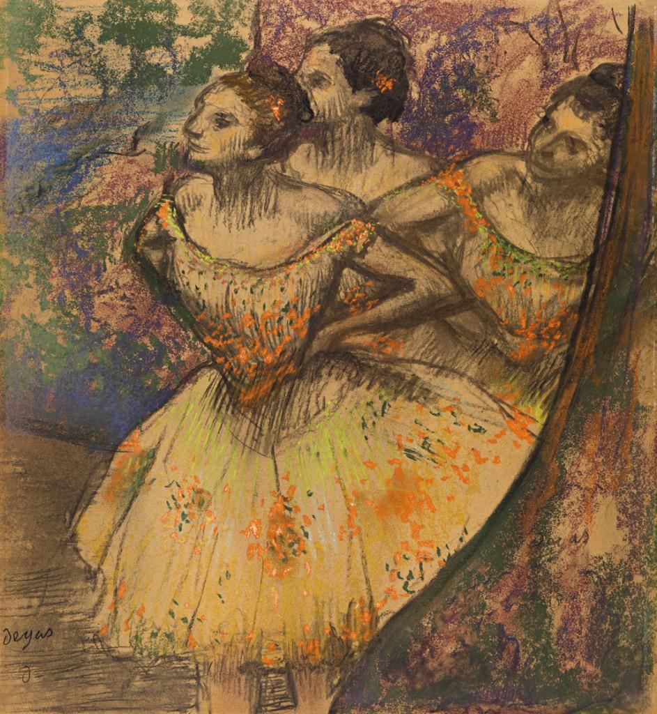 Degas Dancers 2