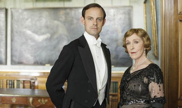 Bertie & his mother