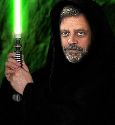 Luke Skywalker Today