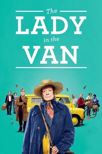 Poster Lady in Van