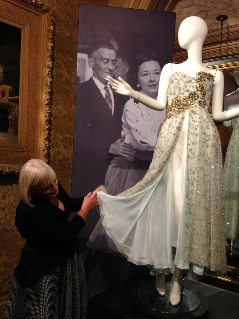 The Dressmaker Tilly S Haute Couture Reveal At Rippon
