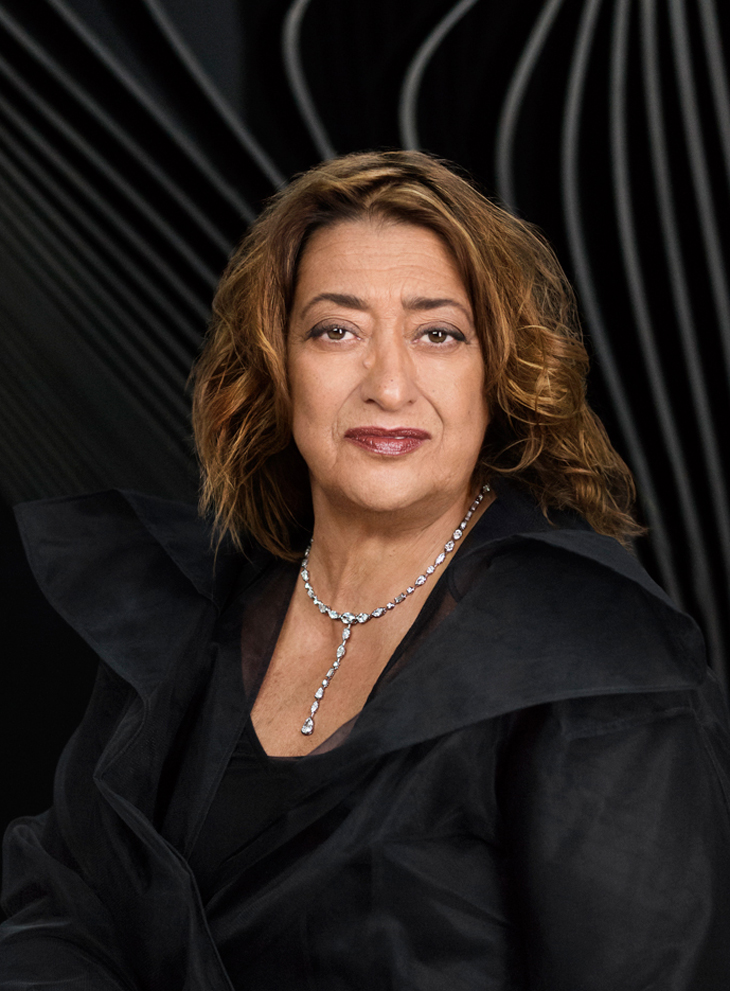 Zaha Hadid, Woman of Influence – Beyond British Architecture