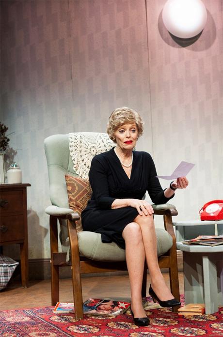 Belinda Giblin Blazing in Blonde Poison – Rose Niland Review