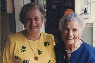Carolyn and Rita
