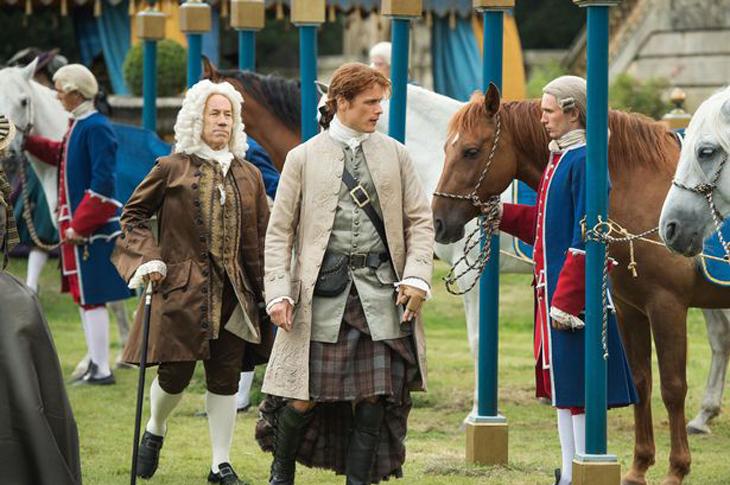 Jamie & Duke of Sandringham