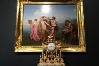 Neoclassical Clock 1