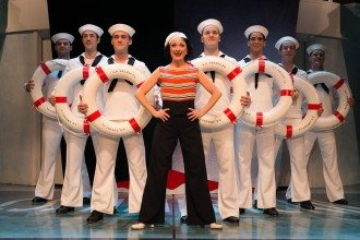Cole Porter's Anything Goes – D'licious & D'lovely says Rose