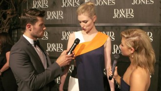 David Jones Autumn/Winter Launch 2014 – Review by Jo Bayley