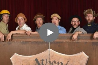 Shakespeare's Company: Summer Holiday Fun for Kids & Adults