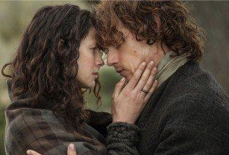 Claire & Jamie Fraser 2