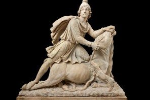 Statue-of-Mithras-1060