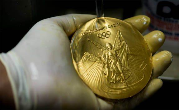 Gold Medal Rio