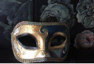 Baroque mask
