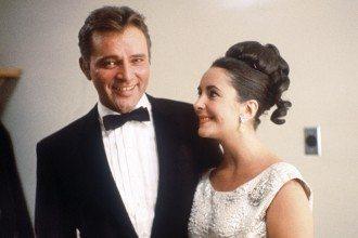 Elizabeth Taylor and Richard Burton, 1964 Photo © Rex Features (8621a)