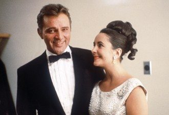 Elizabeth Taylor and Richard Burton, 1964 Photo © Rex Features (8621a)