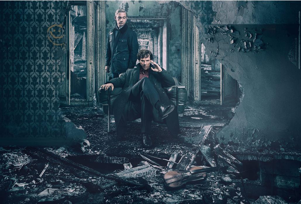 Sherlock 12