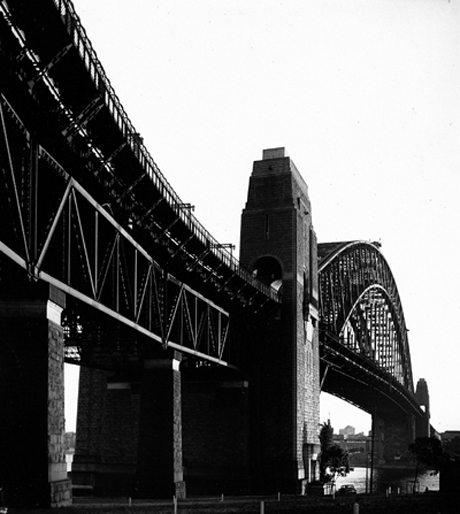 Sydney Harbour Bridge Dupain
