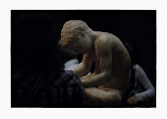 Bill Henson, Australian born 1955, Untitled 2008/09 2008–2009, inkjet print, 127 x 180 cm (unframed), © Bill Henson