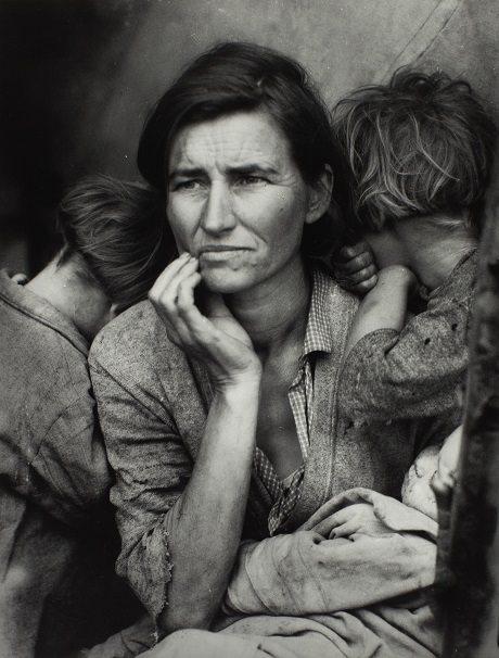 10 Dorothea Lange Migrant Mother