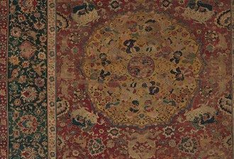Carpet - Persian detail