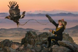Eagle Huntress 11