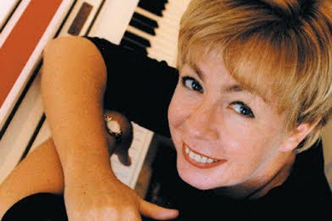 Janet Seidel: The Art of Lounge 20th Anniversary CD for Xmas