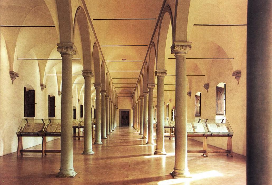 Medici Library Michelozzo