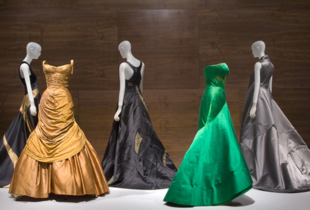 Charles James Gowns The Met