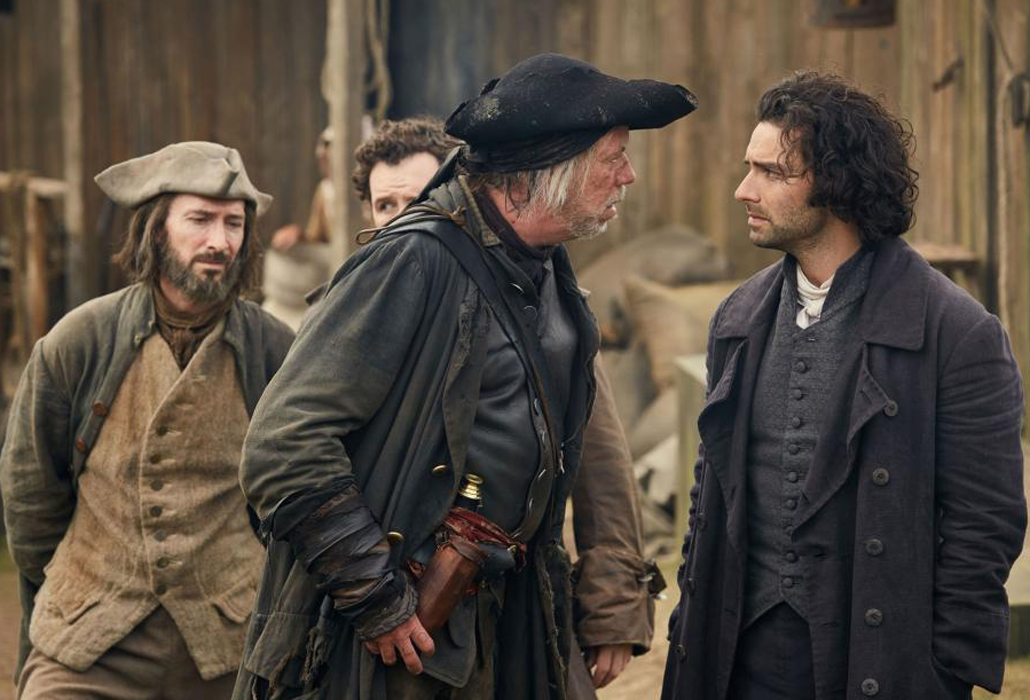 Poldark connections