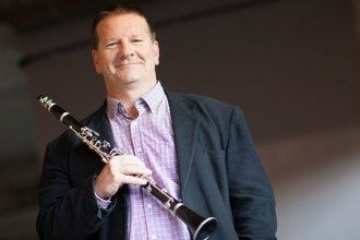 Paul Dean - clarinetist & composer
